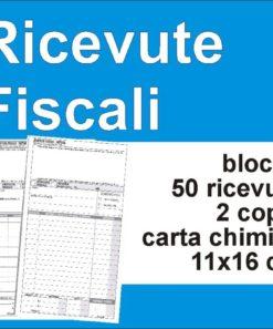ricevute fiscali fatture