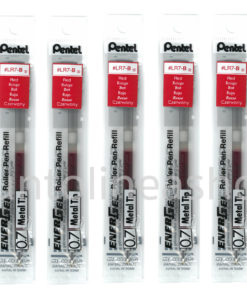 Pentel Refill Energel 0,7 ROSSO - 5 pezzi